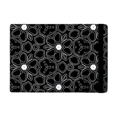 Floral pattern iPad Mini 2 Flip Cases