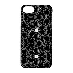 Floral pattern Apple iPhone 7 Hardshell Case