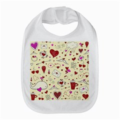 Valentinstag Love Hearts Pattern Red Yellow Amazon Fire Phone