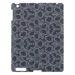 Floral pattern Apple iPad 3/4 Hardshell Case