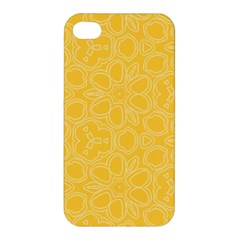 Floral pattern Apple iPhone 4/4S Premium Hardshell Case