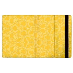 Floral pattern Apple iPad 3/4 Flip Case