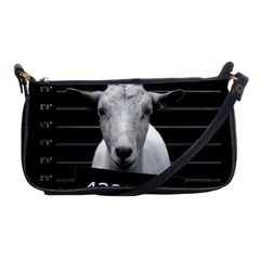Criminal goat  Shoulder Clutch Bags