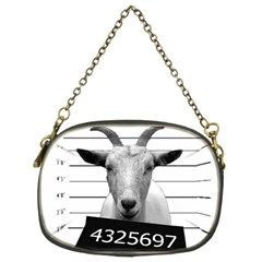 Criminal goat  Chain Purses (Two Sides)