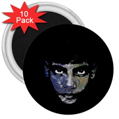 Wild child  3  Magnets (10 pack)