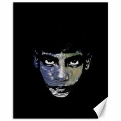 Wild child  Canvas 11  x 14