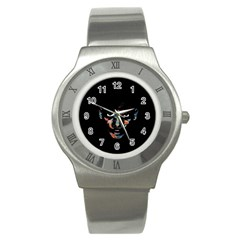 Wild child  Stainless Steel Watch