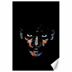 Wild child  Canvas 20  x 30