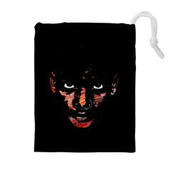 Wild child  Drawstring Pouches (Extra Large)