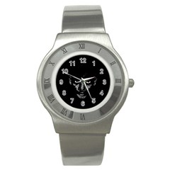 Wild child  Stainless Steel Watch