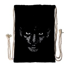 Wild child  Drawstring Bag (Large)