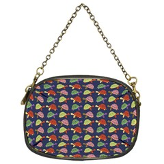 Turtle pattern Chain Purses (Two Sides)