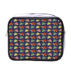 Turtle pattern Mini Toiletries Bags