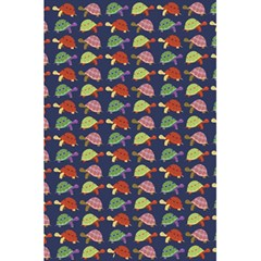 Turtle pattern 5.5  x 8.5  Notebooks