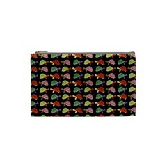 Turtle pattern Cosmetic Bag (Small)