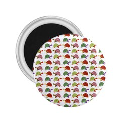 Turtle pattern 2.25  Magnets