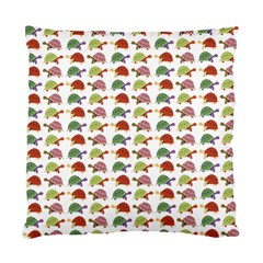 Turtle pattern Standard Cushion Case (Two Sides)