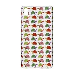 Turtle pattern Sony Xperia Z3+