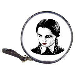 Wednesday Addams Classic 20-CD Wallets