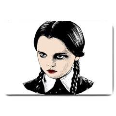 Wednesday Addams Large Doormat