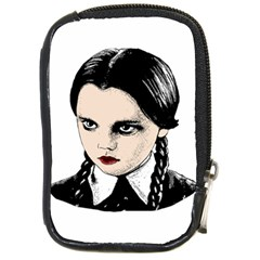 Wednesday Addams Compact Camera Cases