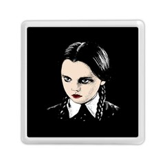 Wednesday Addams Memory Card Reader (square)