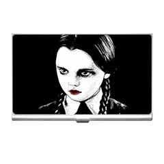 Wednesday Addams Business Card Holders