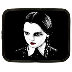 Wednesday Addams Netbook Case (Large)