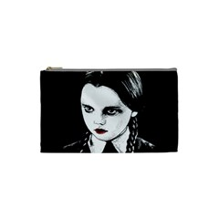 Wednesday Addams Cosmetic Bag (Small)