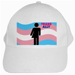 Transgender  White Cap