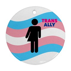 Transgender  Ornament (Round)