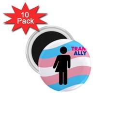 Transgender  1.75  Magnets (10 pack)
