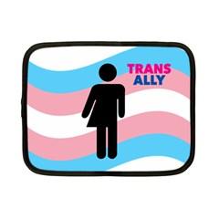 Transgender  Netbook Case (Small)