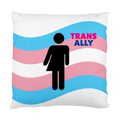 Transgender  Standard Cushion Case (Two Sides)
