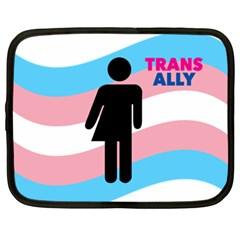 Transgender  Netbook Case (XXL)