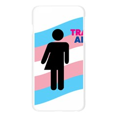 Transgender  Apple Seamless iPhone 6 Plus/6S Plus Case (Transparent)
