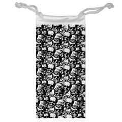 Skulls pattern  Jewelry Bag