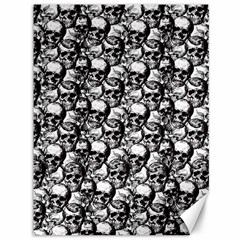 Skulls pattern  Canvas 36  x 48