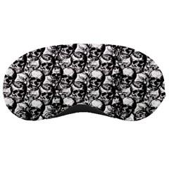 Skulls Pattern  Sleeping Masks