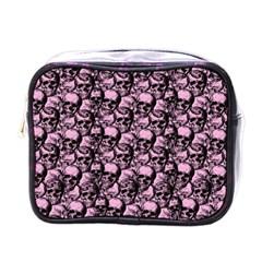 Skulls pattern  Mini Toiletries Bags