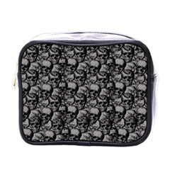 Skulls pattern  Mini Toiletries Bags