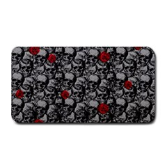 Skulls and roses pattern  Medium Bar Mats