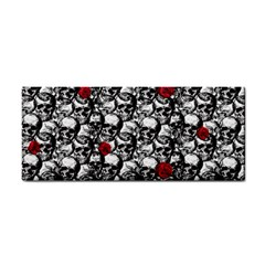 Skulls and roses pattern  Cosmetic Storage Cases