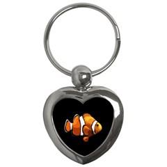 Clown fish Key Chains (Heart)