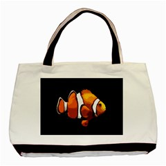 Clown fish Basic Tote Bag (Two Sides)