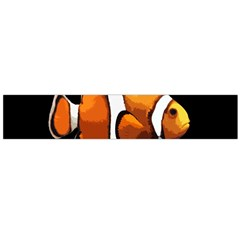 Clown Fish Flano Scarf (large)