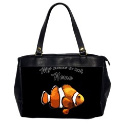 Clown fish Office Handbags (2 Sides)