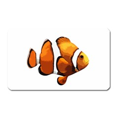 Clown fish Magnet (Rectangular)