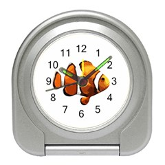 Clown fish Travel Alarm Clocks