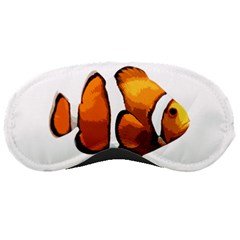 Clown fish Sleeping Masks